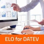 ELO for DATEV - Rechnungseingang