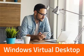 Lockdown? Home Office? Mit Microsoft Windows Virtual Desktop kein Problem