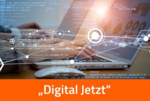 """Digital Jetzt"" - ELO ECM"